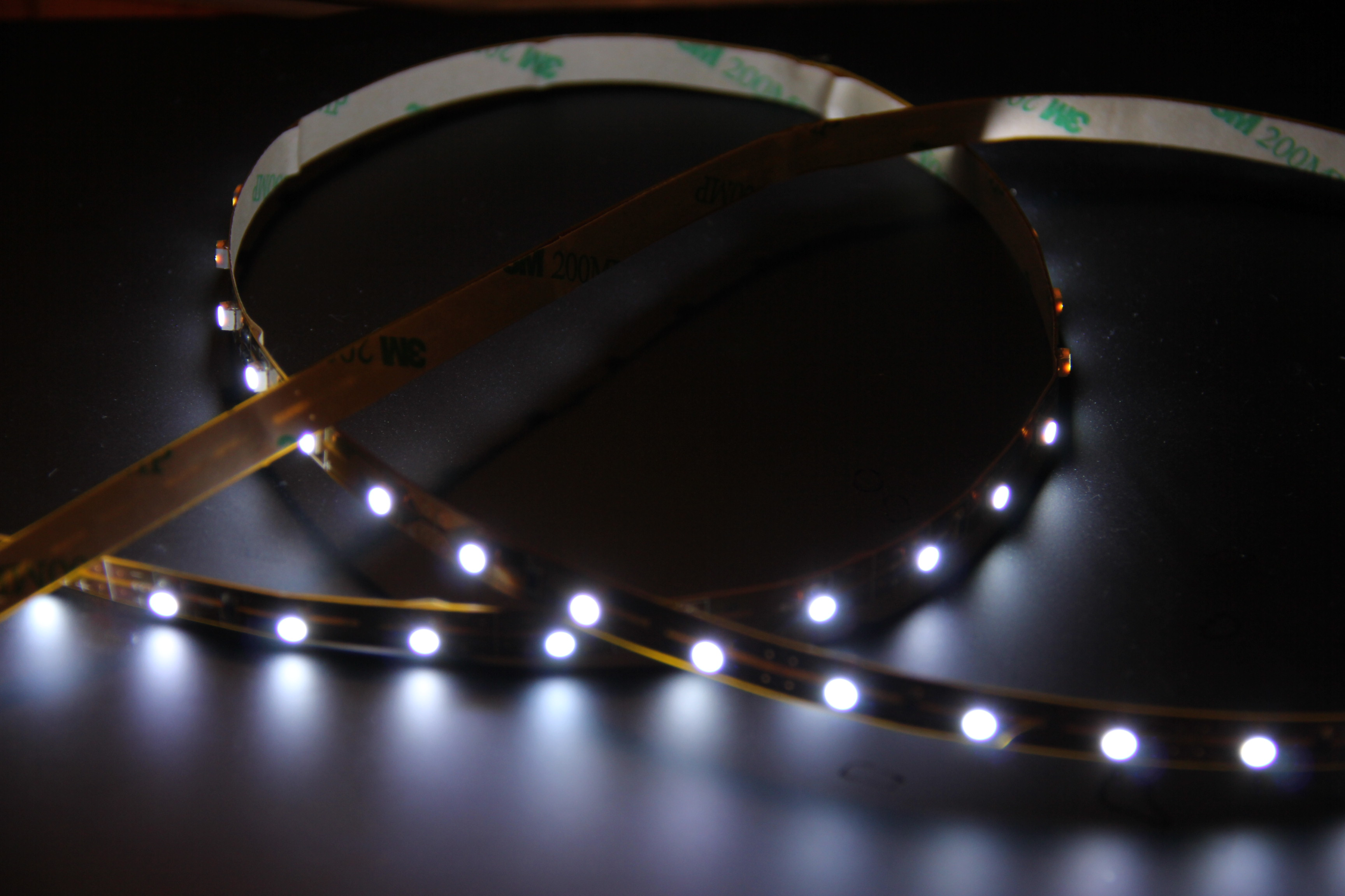 LED Strip kallvit